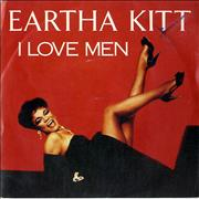 Click here for more info about 'Eartha Kitt - I Love Men'