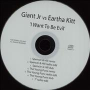 Click here for more info about 'Eartha Kitt - I Want To Be Evil'