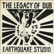 Earthquake Studio The Legacy Of Dub UK vinyl LP
