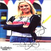 Click here for more info about 'Autographed Tamzin Outhwaite Photocard'