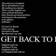 Click here for more info about 'Easterhouse - Get Back To Russia'
