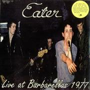 Click here for more info about 'Eater - Live At Barbarellas 1977'