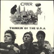 Click here for more info about 'Eater - Thinkin' Of The USA  + Sleeve'