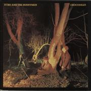 Click here for more info about 'Echo & The Bunnymen - Crocodiles - EX'