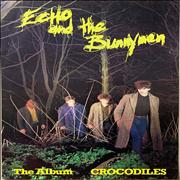 Click here for more info about 'Echo & The Bunnymen - Crocodiles'