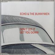 Click here for more info about 'Echo & The Bunnymen - Don't Let It Get You Down - CD2'