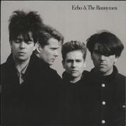 Click here for more info about 'Echo & The Bunnymen - Echo & The Bunnymen - EX'