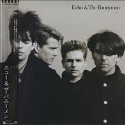 Click here for more info about 'Echo & The Bunnymen - Echo & The Bunnymen'