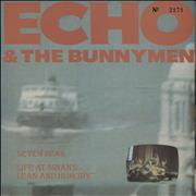 Click here for more info about 'Echo & The Bunnymen - Seven Seas - Double pack'