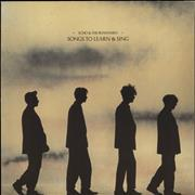 Click here for more info about 'Echo & The Bunnymen - Songs To Learn & Sing'