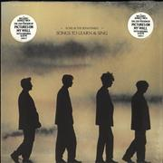 Click here for more info about 'Echo & The Bunnymen - Songs To Learn And Sing + 7