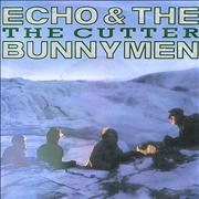 Click here for more info about 'Echo & The Bunnymen - The Cutter + picture sleeve'