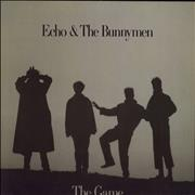 Click here for more info about 'Echo & The Bunnymen - The Game'