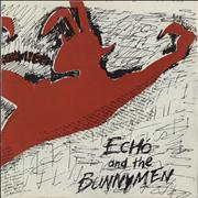 Click here for more info about 'Echo & The Bunnymen - The Pictures On My Wall - 2nd'