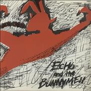Click here for more info about 'Echo & The Bunnymen - The Pictures On My Wall - 5th'