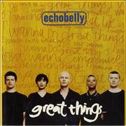 Click here for more info about 'Echobelly - Great Things'