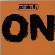 Click here for more info about 'Echobelly - 'On' Sampler'