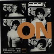 Click here for more info about 'Echobelly - On Turn On'