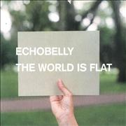 Click here for more info about 'Echobelly - The World Is Flat'