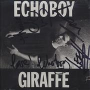 Click here for more info about 'Echoboy - Giraffe - Autographed'