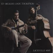 Click here for more info about 'Ed Bickert / Don Thompson'