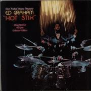 Click here for more info about 'Ed Graham - Hot Stix'