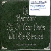 Click here for more info about 'Ed Harcourt - All Of Your Days Will Be Blessed'