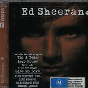 Click here for more info about 'Ed Sheeran - + (Plus) - Deluxe Edition - Sealed'