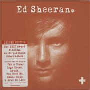 Click here for more info about 'Ed Sheeran - + (Plus) - Deluxe Edition'