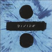Click here for more info about 'Ed Sheeran - Divide - Stickered'