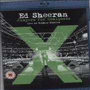 Click here for more info about 'Ed Sheeran - Jumpers For Goalposts - Live At Wembley Stadium'