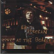 Click here for more info about 'Ed Sheeran - Live At The Bedford - Red Vinyl'