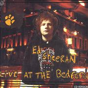 Click here for more info about 'Ed Sheeran - Live At The Bedford'