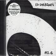 Click here for more info about 'Ed Sheeran - No.6 Collaborations Project - Sealed'