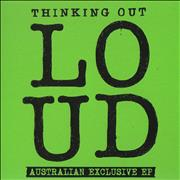 Click here for more info about 'Thinking Out Loud EP - Sealed'
