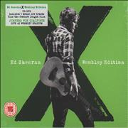 Click here for more info about 'X - Wembley Edition - Sealed'