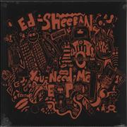 Click here for more info about 'Ed Sheeran - You Need Me - Sealed'