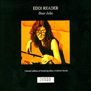 Click here for more info about 'Eddi Reader - Dear John - Digipak'