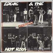 Click here for more info about 'Eddie And The Hot Rods - Live At The Marquee EP + p/s'