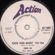 Click here for more info about 'Eddie Bo - Check Your Bucket'