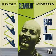 Click here for more info about 'Eddie 'Cleanhead' Vinson - Back In Town'