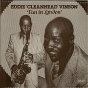 Click here for more info about 'Eddie 'Cleanhead' Vinson - Fun In London'