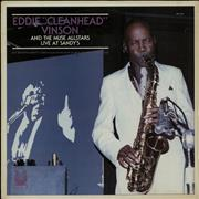 Click here for more info about 'Eddie 'Cleanhead' Vinson - Live At Sandy's'