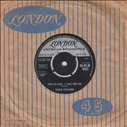 Click here for more info about 'Eddie Cochran - Hallelujah, I Love Her So '