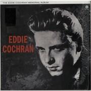 Click here for more info about 'Eddie Cochran - The Eddie Cochran Memorial Album - 180gm'