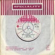 Click here for more info about 'Eddie Floyd - Never Get Enough Of Your Love - A Label'