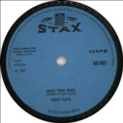 Click here for more info about 'Eddie Floyd - Raise Your Hand - solid'