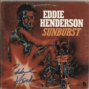 Click here for more info about 'Eddie Henderson - Sunburst - Autographed'