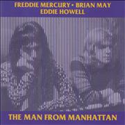 Click here for more info about 'The Man From Manhatten - 1st Reissue'