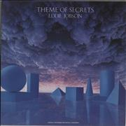 Eddie Jobson Theme Of Secrets Germany vinyl LP